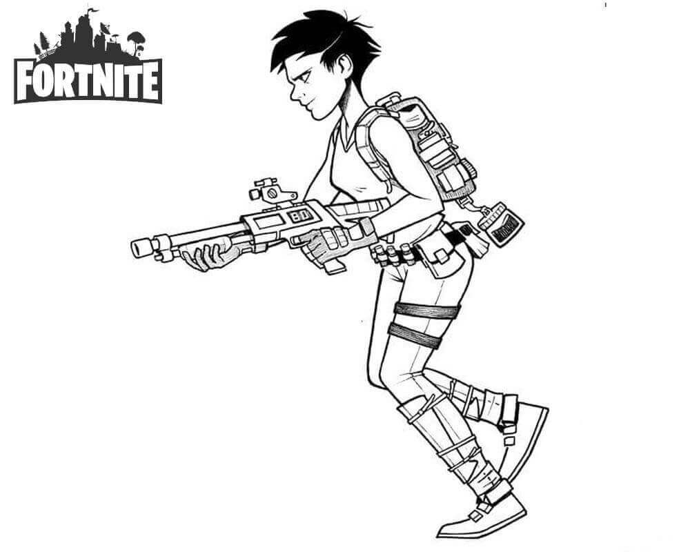 graphic relating to Free Printable Fortnite Coloring Pages called Coloring Webpages Fortnite Map Printable - BWWM.Staff.COLORING