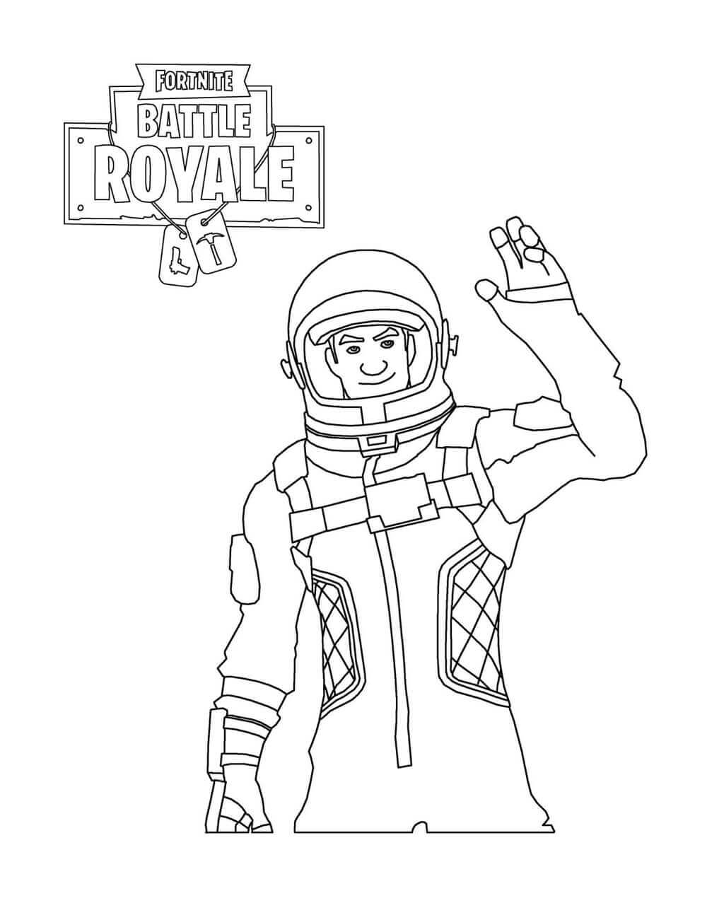 30 Free Printable Fortnite Coloring Pages Coloring Junction