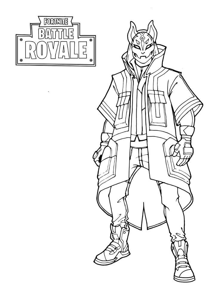 Dynamic image with printable fortnite