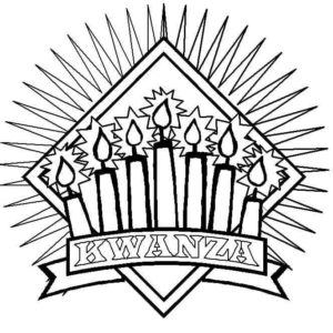 Free Kwanzaa Coloring Pictures To Print
