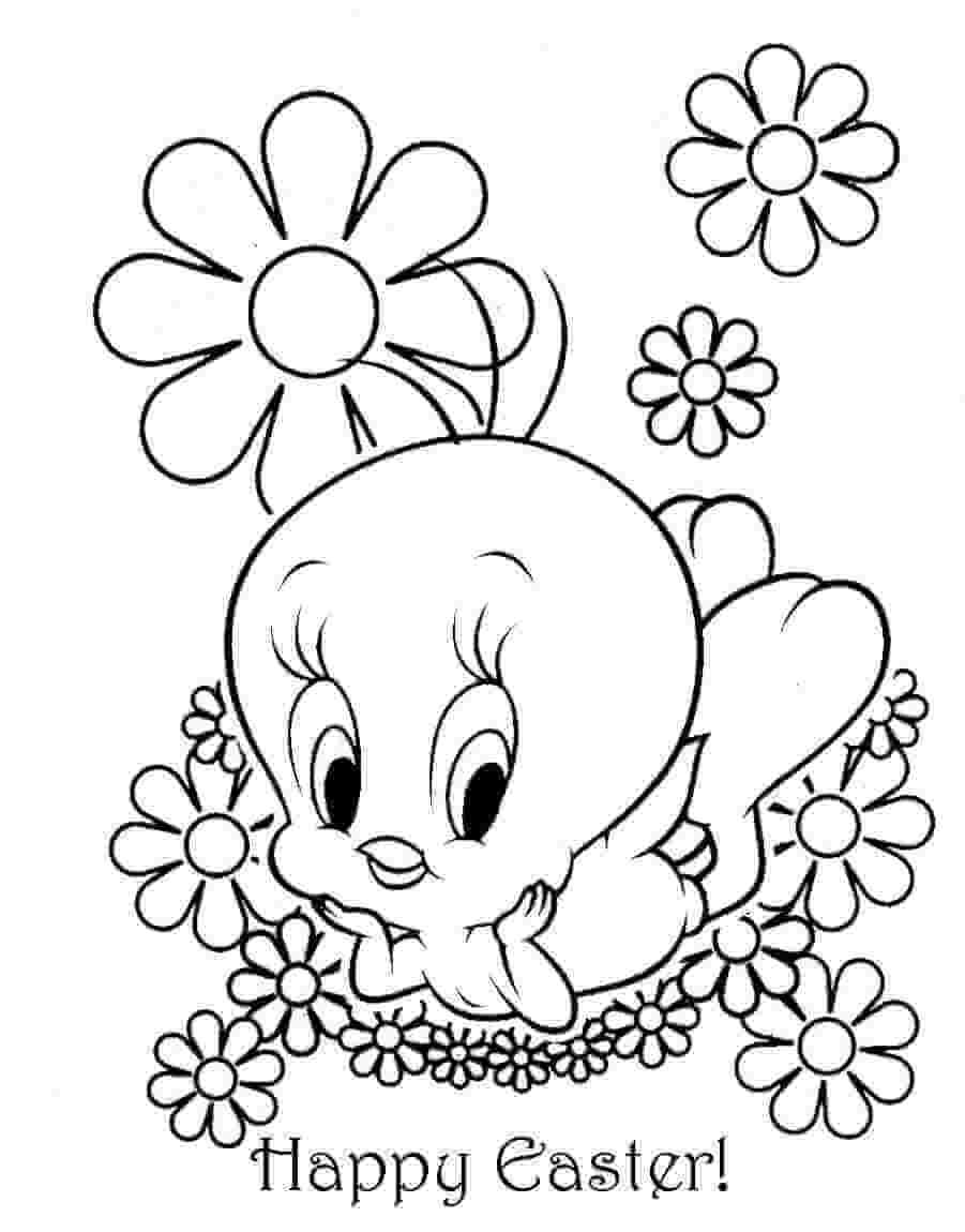 Free Printable Coloring Pages Easter